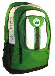 Boston Celtics Back Pack - Colossus Style