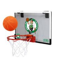 Boston Celtics Backboard Hoop Set