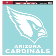 "Arizona Cardinals 18""x18"" Die Cut Decal"