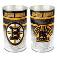 "Boston Bruins 15"" Waste Basket"