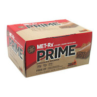 MET-Rx Prime, Chocolate Brownie, 6- 2.29 oz. (65g) bars