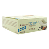 Think Products Think Thin Fiber, Chocolate Almond Coconut, 10 - 60g bars