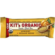 Clif Kit's Organic Apricot Sesame Seed 12ct.