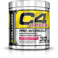 Cellucor C4 Ripped Raspberry Lemonade 30 Servings