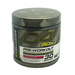 Cellucor G4 Chrome Series C4 50x Watermelon 30 Servings