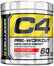 Cellucor C4 Fruit Punch 60 Servings