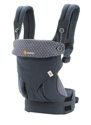 ERGObaby Four Position 360 Carrier, Dusty Blue