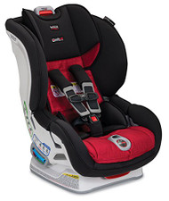 Britax USA Marathon ClickTight Convertible Car Seat, Rio
