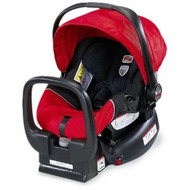 Britax Chaperone Infant Car Seat - Red