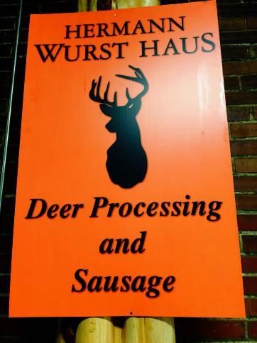 how to make deer salami at home