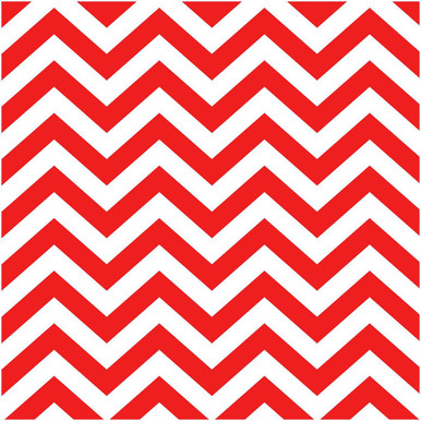 Red chevron photography backdrop