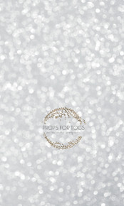 Silver Bokeh 2 photography backdrop