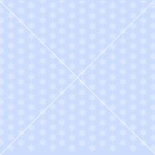 BD Blue Snowflakes 001 - By Alve Liten
