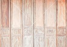 Distressed Wood Doors 001