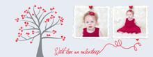 FREE! Valentine Timeline Template - By Alve Liten Design