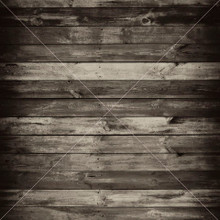 Black Wood Floor Photography Backdrop