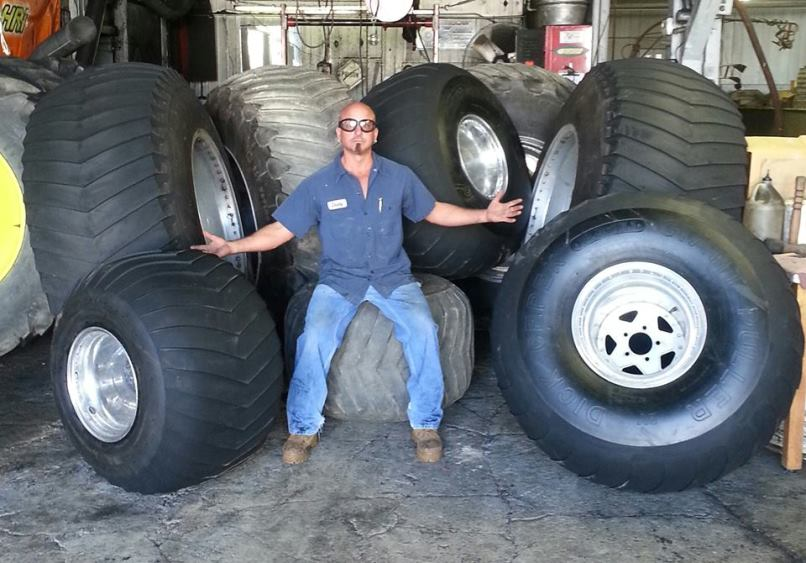 Tire Cutting