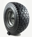 16x6.50-8 Turf Tire & Rear Wheel
