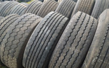 425/65R22.5 Used Tire for Farm Use