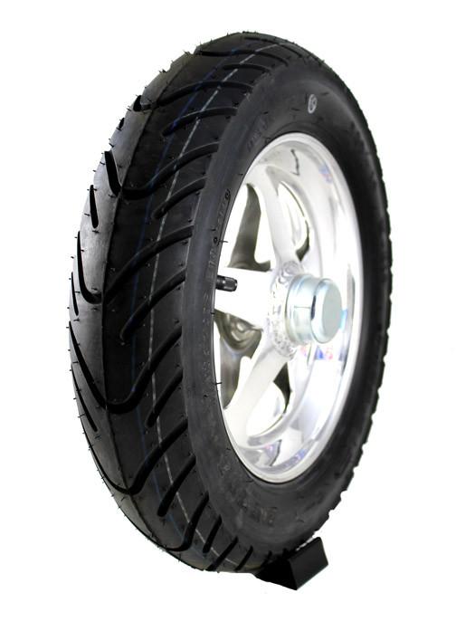 Douglas Garden Tractor Pulling Wheels : Tires spoked aluminum wheels for garden tractors