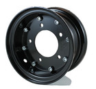 9x4 5-Hole Trailer Wheel 2 Piece