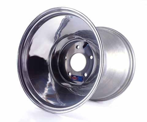 12x12 5 Hole Aluminum Garden Tractor Puller Wheel 6 6 Offset