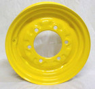 12x4 6-Hole Wheel Yellow
