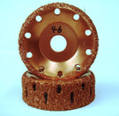 """3"""" To-Air Tire Grinding Cup 46 Grit"""
