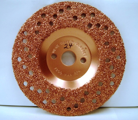 Cut Tractor Pulling Tires : Quot to air tire grinding disc grit for cutting truck