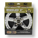 "Wheelies  8"" Wheel Covers Free Shipping"
