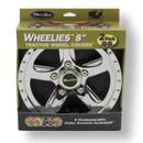 "Wheelies  8"" Wheel Covers Free Shipping"