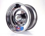 """6x5 Aluminum Wheel, Hub, 3/4"""" Bearings"""