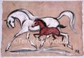 Mare & Foal - Terry Kirkwood