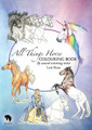 All Things Colouring Book by Lois Rose