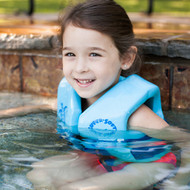 Made to keep your child safe in and around the water! USCG Approved!