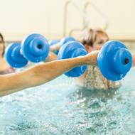 """Super Soft® 15 1/2"""" Aquatic Dumbbells"""