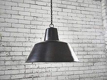 Black Pendant Light Shade