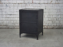 Industrial Locker Bedside Storage Unit