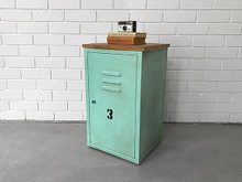 Industrial Style Locker