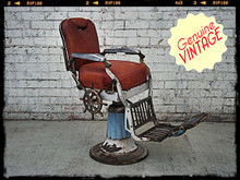 Antique Vintage Barber Chair