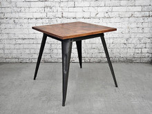 Retro Style Cafe Table