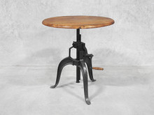 Iron Dining Bar Table