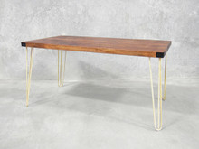 Hairpin Legs Dining Table