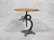 Industrial Wind Up Table