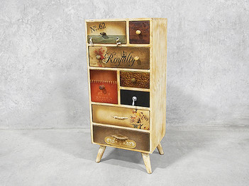 Wooden Chest of Drawers