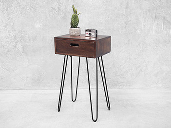 Hairpin Nightstand