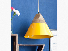 Pendant Light Shade Yellow