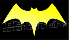 Batgirl Symbol 11 Decal Sticker