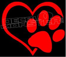 Puppy Love Decal Sticker