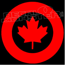 Canadian Air Force 11 Decal Sticker